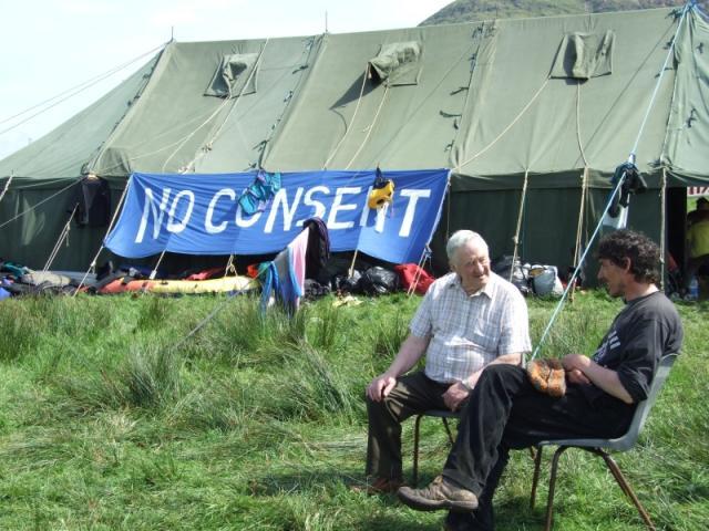 Gathering 09, camp1