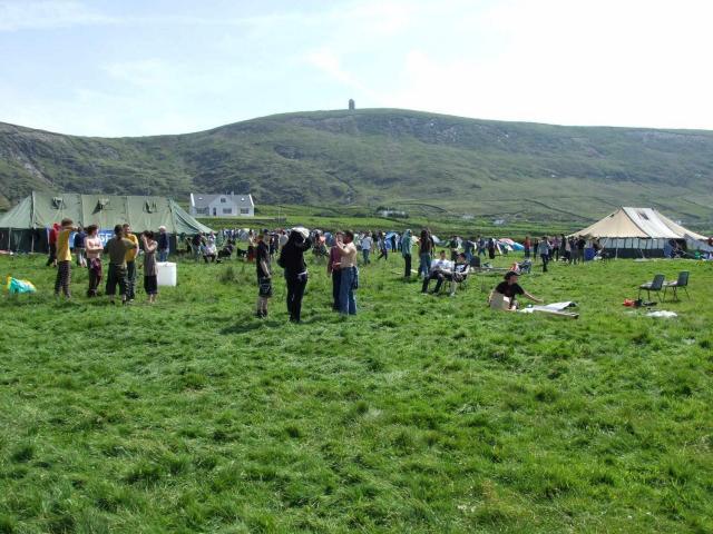 Rossport Solidarity Camp Gathering 09