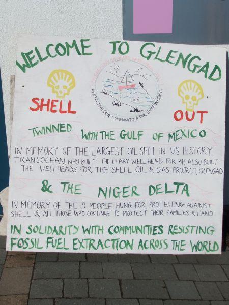 Glengad Sign